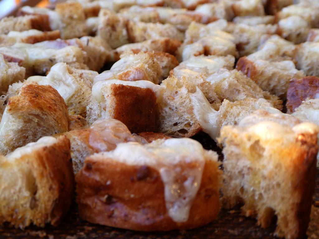 Quick Homemade Crouton Recipe
