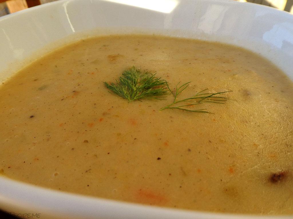 How to Make Kartoffelsuppe (German Potato Soup) Recipe