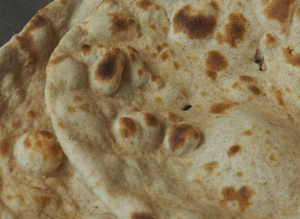 Homemade Fresh Naan