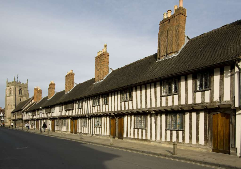 Shakespeare's school in Stratford Photo Credit: Lawrence OP via Compfight cc