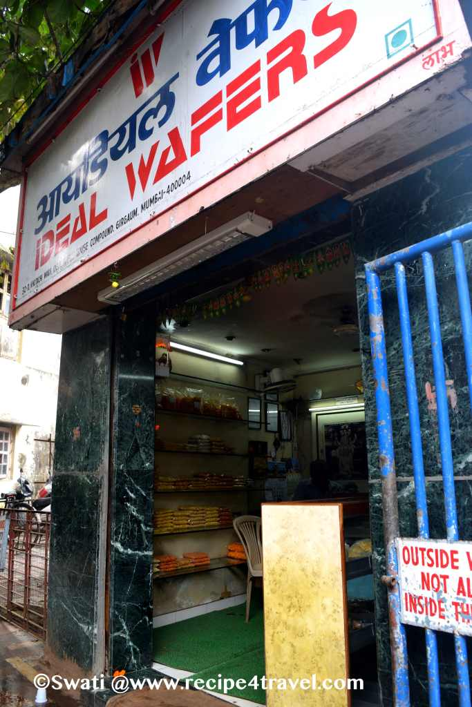Ideal Wafers - a 70 year old shop