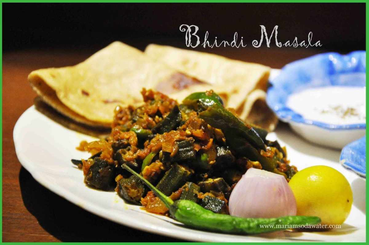 Bhindi Recipe Pakistani| Step by Step with Photos