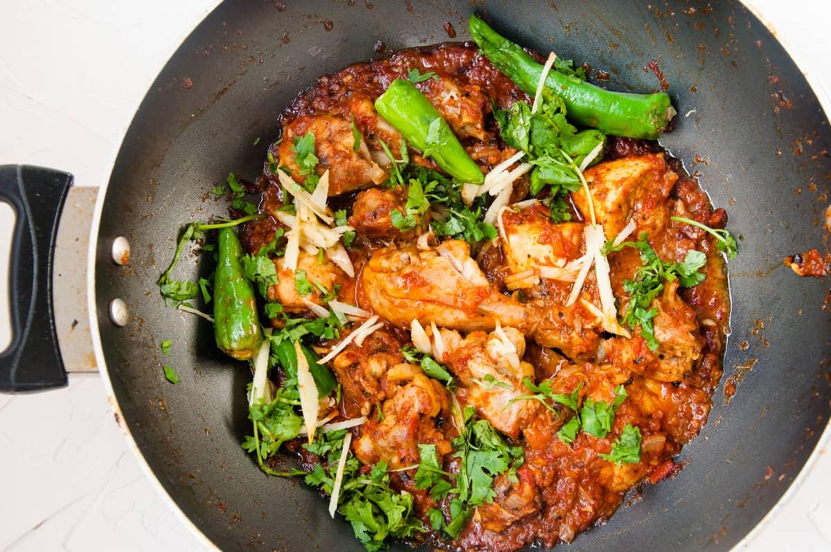 Image result for chicken karahi