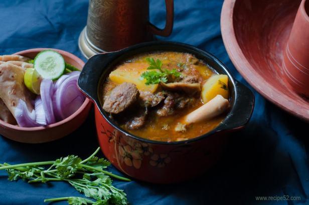 Curry Goat Recipe