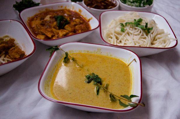 Khao suey recie
