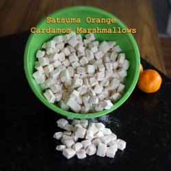 Satsuma Orange Cardamom Marshmallows