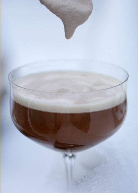 DYI Irish Coffee