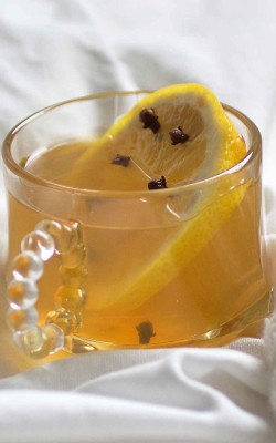 Cold Prevention 101: THE HOT TODDY
