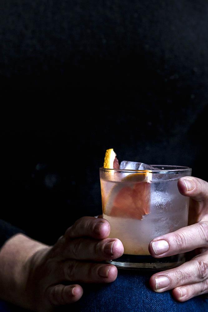 Vanilla Grapefruit Mocktail