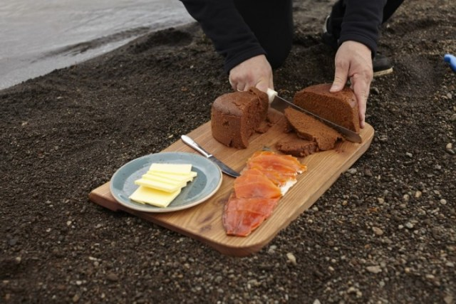 Laugarvatn Fontana Rye Bread Experience