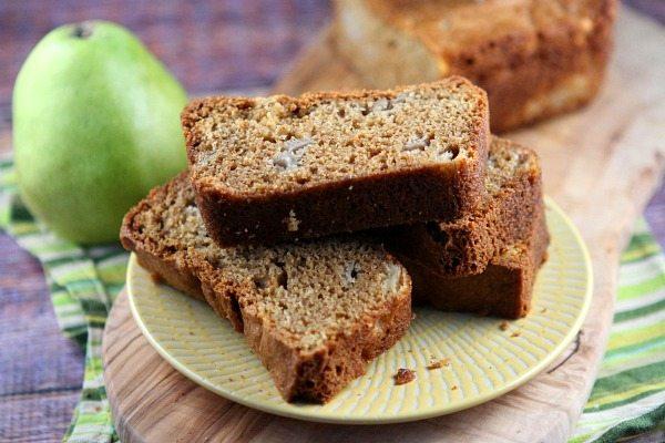 Pear Bread #recipe