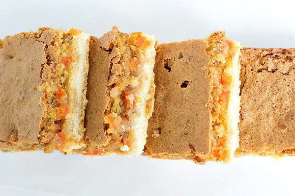 Apricot Bars recipe - by RecipeGirl.com