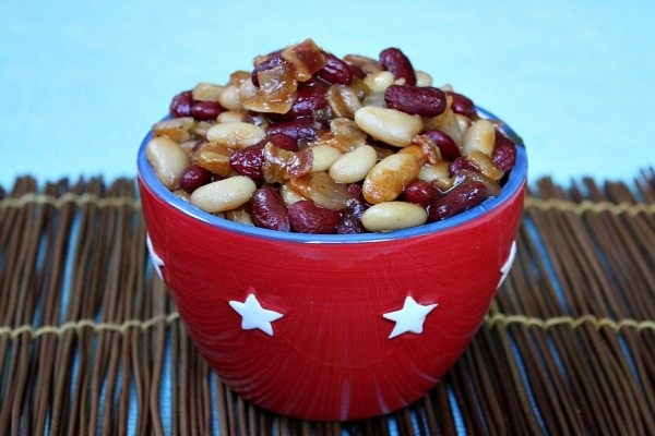 Sweet and Spicy Baked Beans Recipe