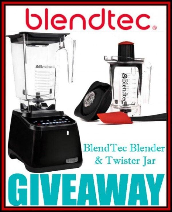 Blendtec Giveaway