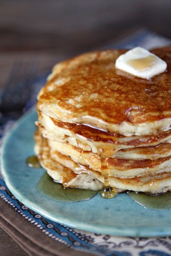 Best Buttermilk Pancakes