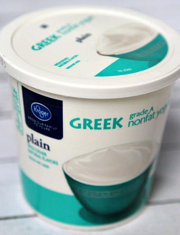 Kroger Greek Yogurt