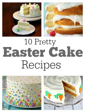 Easter Cake Recipes Small