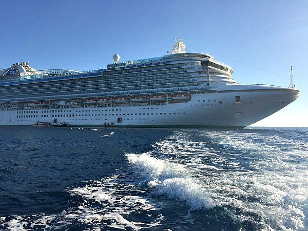 Tour of the Ruby Princess : Princess Cruises