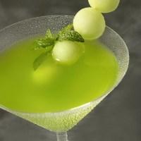 Honeydew Melon Martini