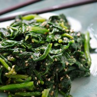 Japanese Sesame Spinach
