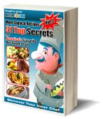 31 Top Secret Restaurant Recipes eCookbook