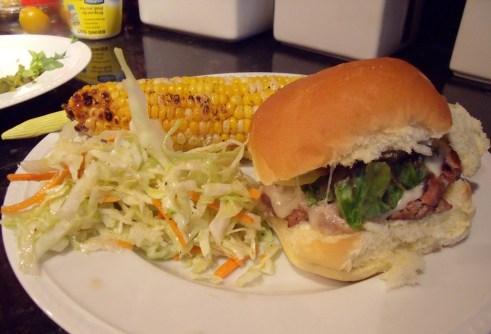 turkeyburgerplate