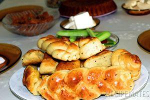 Aromatic Scones (Diyarbakir Scones)