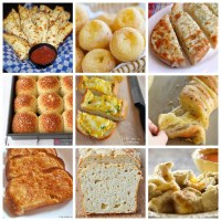 Top 10 Cheese Bread Recipes