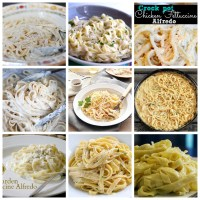Top 10 Fettuccine Alfredo Pasta Recipes