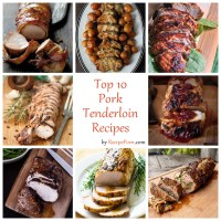 Top-10 Pork Tenderloin Recipes