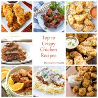 Top-10 Crispy Chicken Recipes