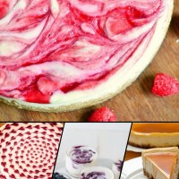 Top-10 White Chocolate Cheesecake Recipes