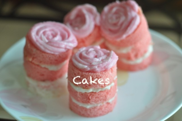 Recipes for delicious cakes