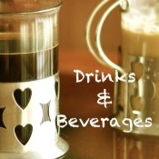 Recipes for Drinks and Beverages