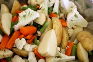Vegetable Biriyani