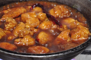 General Tso's chicken 5