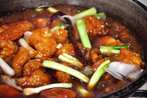 General Tso's chicken 6