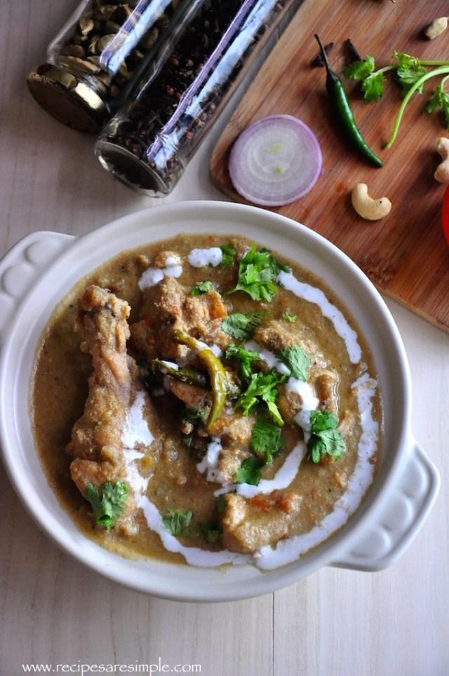 Chicken Kurma Malabar Style 1