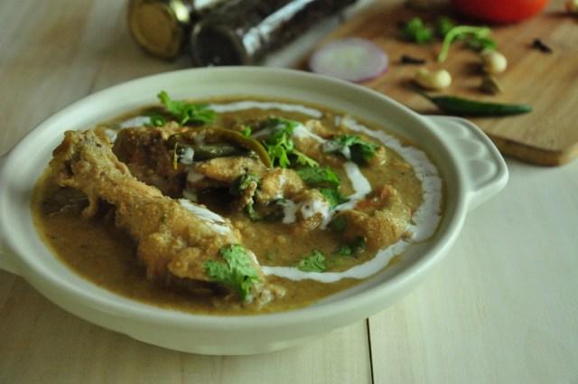Chicken Kurma Malabar Style 4