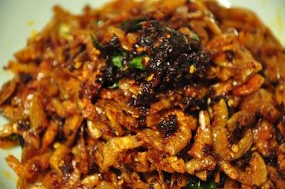 Dry Shrimp Delicacy