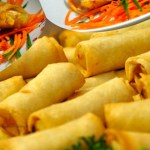 Thai Vegetable Spring Rolls