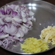 nadan chicken curry - ingredients