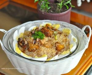 Kabsa Arabian Rice