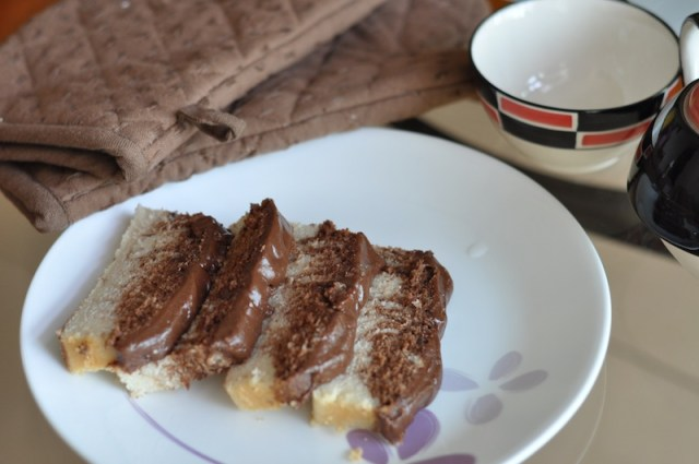 Pound Cake Recipe 1