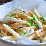 cheese fries cheese sauce