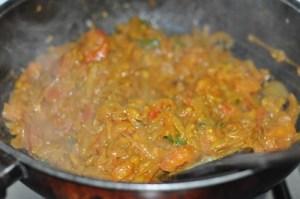 KERALA egg roast - til tomato cooked