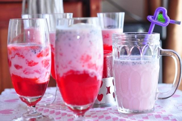 falooda dessert / drink 3