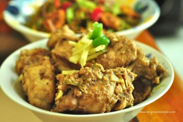 kadai chicken 2