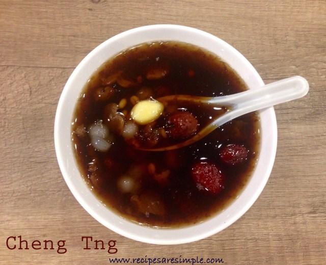 cheng tng recipe