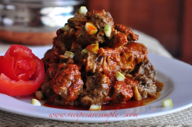 mango chicken kadai recipe